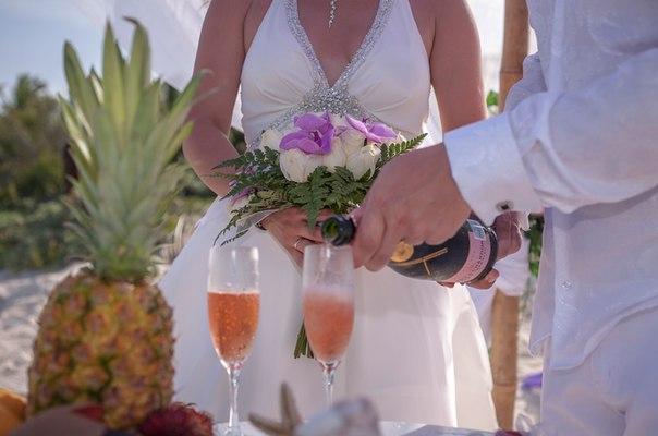 Официальная свадебная церемония в Мексике