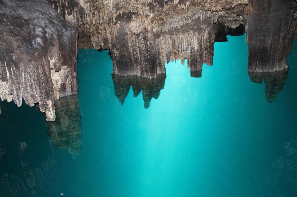 Сенот 7 РТОВ. Cenote 7 bocas