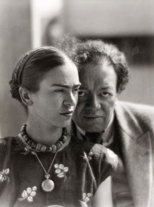 Развод Фриды с Диего Ривьера