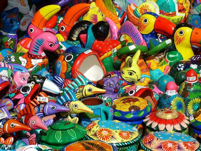 Что купить в Мексике из сувениров