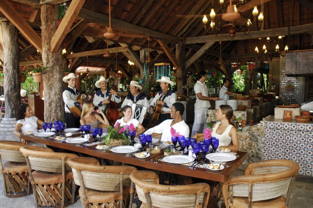 Ресторан парка Шкарет