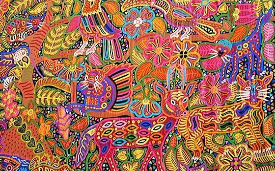 Магические картины индейцев Уичоли