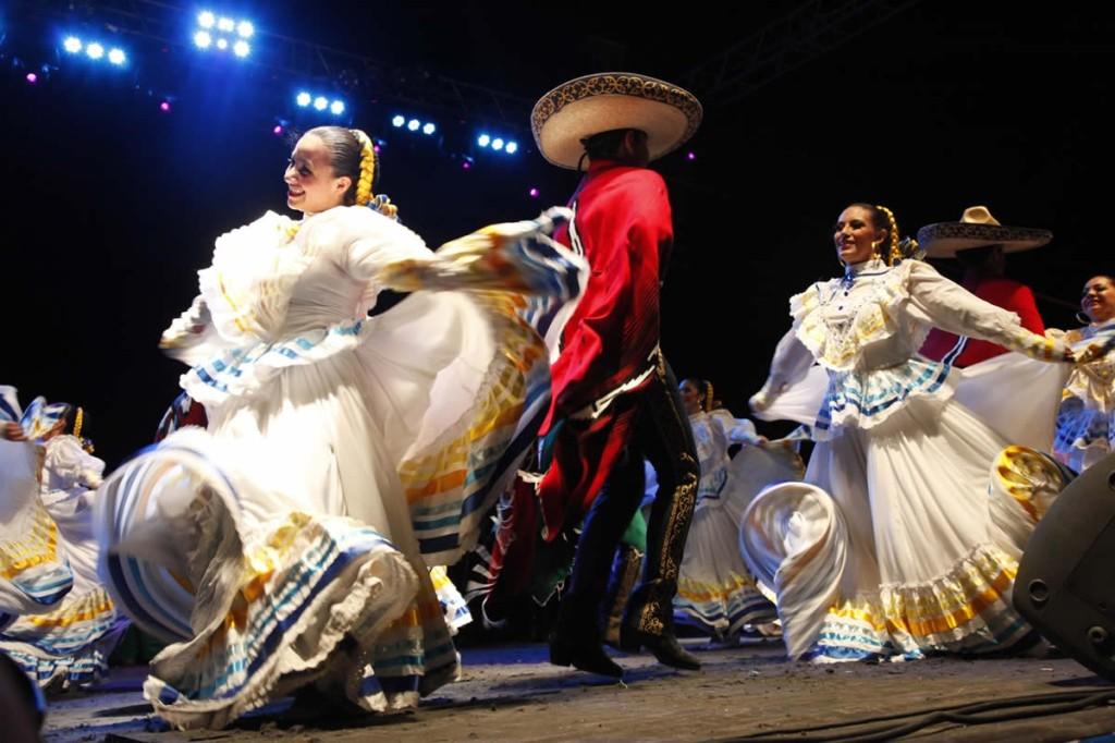 Национальный праздник на фестивале в Дуранго