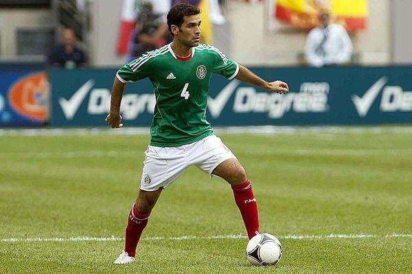 Рафаэль Маркес. Футбол в Мексике