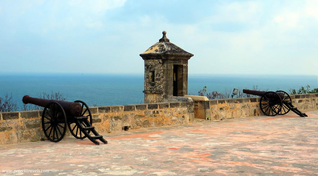 Форт Сан Мигуль де Кампече. Мексика