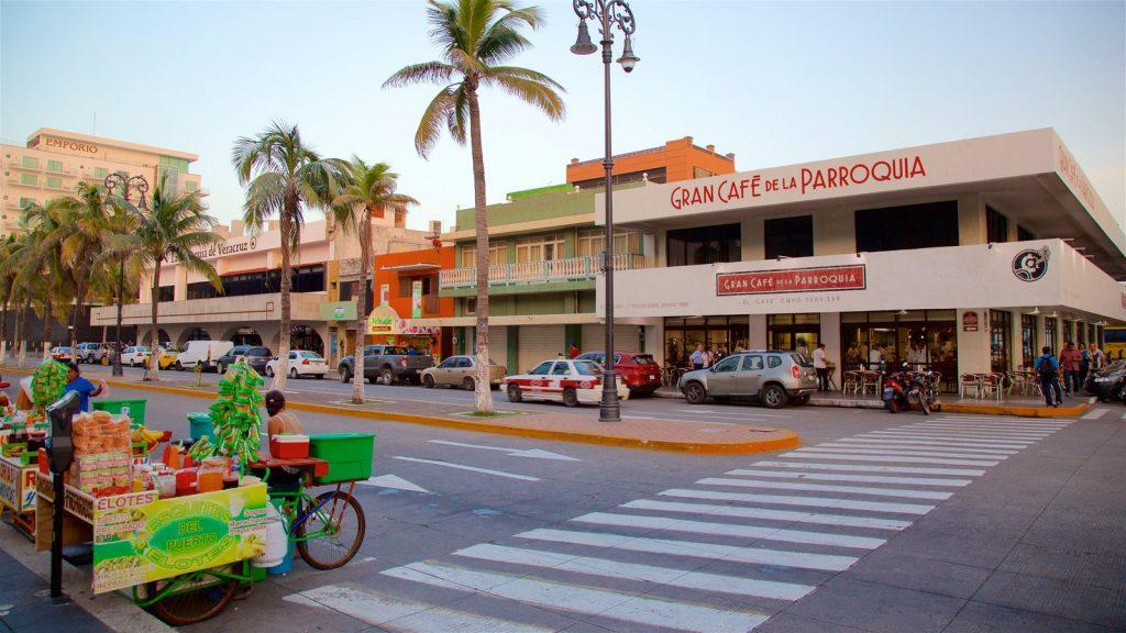 Достопримечательности города Веракруз