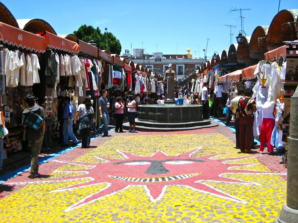 Достопримечательности города Пуэбла