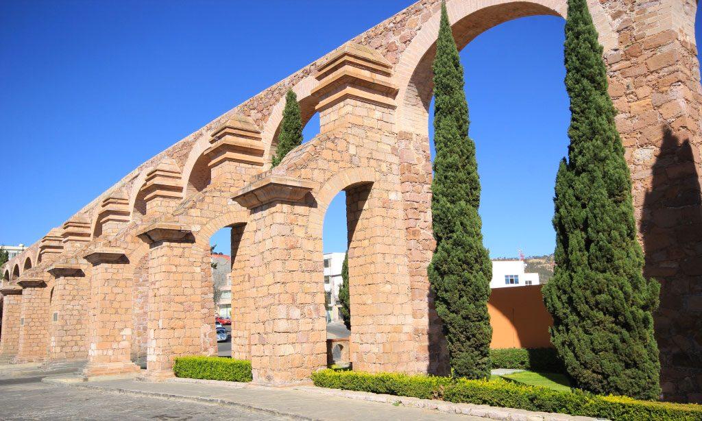 Достопримечательности города Сакатекас