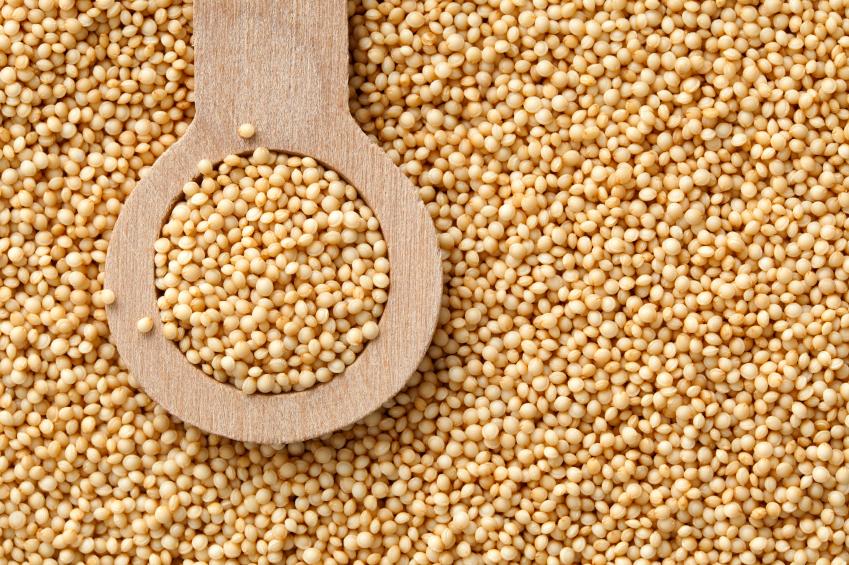 Амарант - хлеб ацтеков. Содержит большинство важных аминокислот для организма человека
