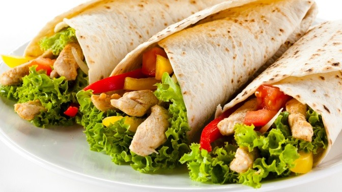 Буррито. Мексиканская кухня. Рецепт с говядиной