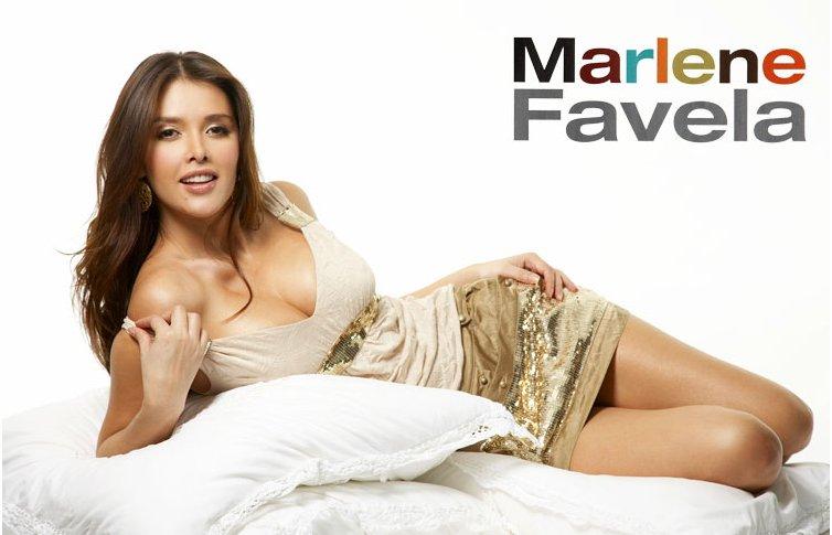 Марлене Фавела появилась на свет 5 августа 1976 года.