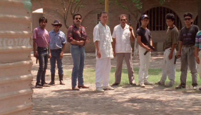 Мафия в фильме Музыкант 1993. Мексиканские фильмы