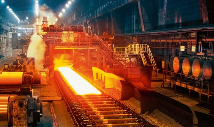 Сталепрокатный завод в Мексике. Металлургия в Мексике