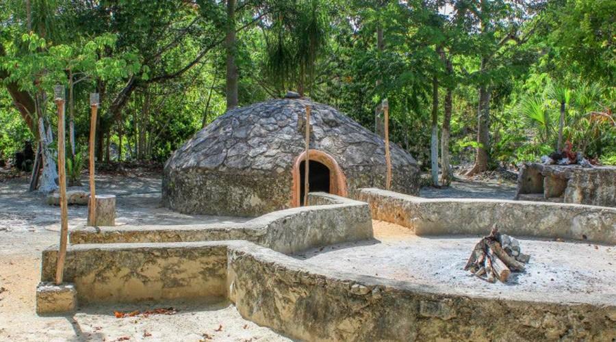 Темаскаль в Мексике. Индейская баня. Самая интересная экскурсия в Мексике