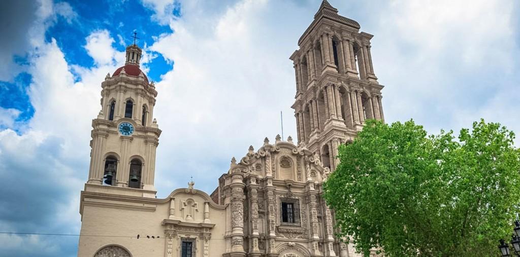 Кафедральный собор Сальтильо, Мексика