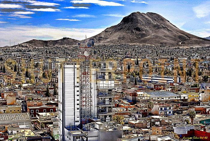 Самый опасный город в Мексике - Чиуауа
