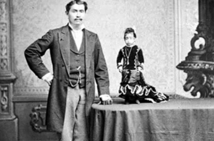 Лючия Сарате - мексиканка признанная самой худой женщиной в мире по версии Книги Рекордов Гиннеса