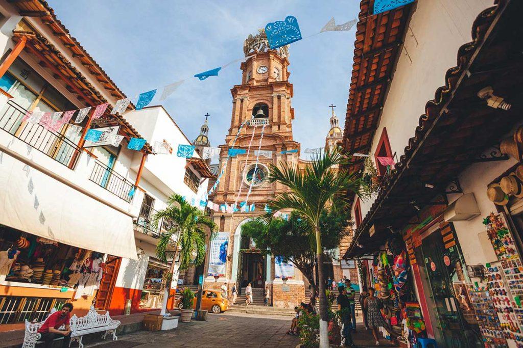 Достопримечательности города Пуэрто-Вальярта