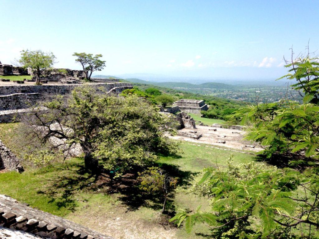 Руины Шочикалько в переводе с языка индейцев означает Цветочный городЦветочный город