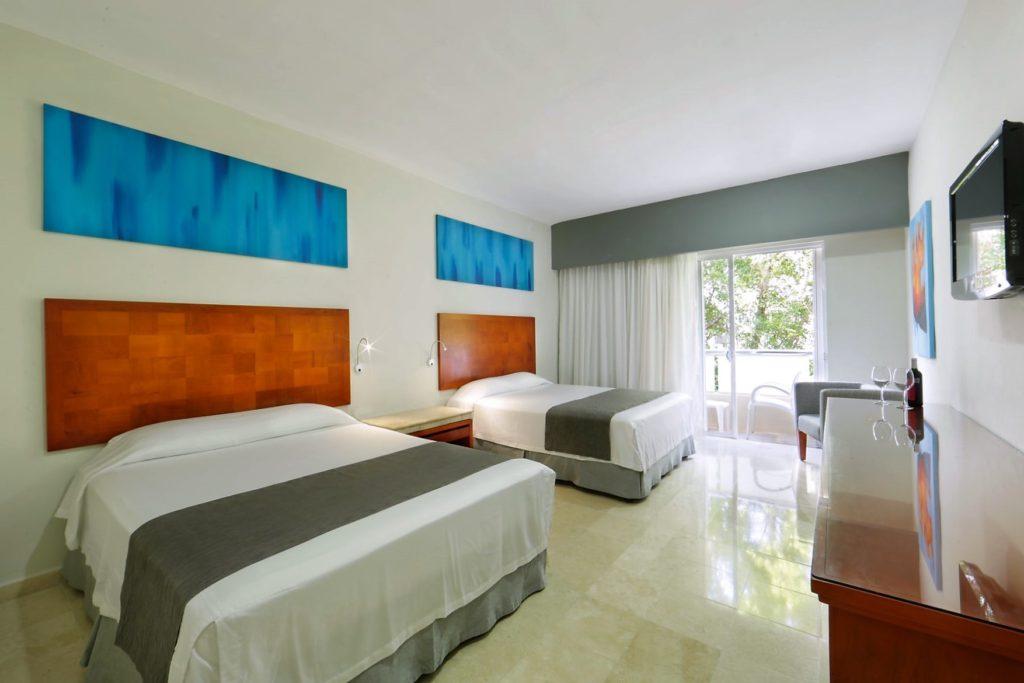 Даухместный номер Делюкс отеля Вива Виндхэм Майя, Мексика
