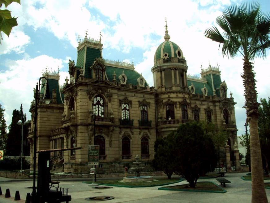 В Чиуауа есть великолепный дворец