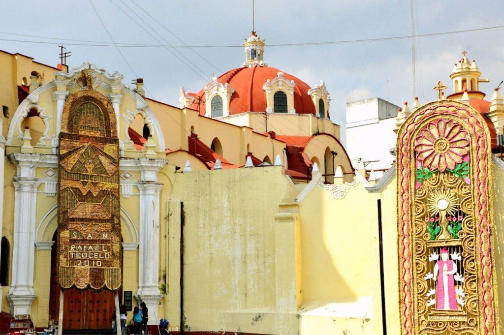 Кафедраль города Халапы, штат Веракрус