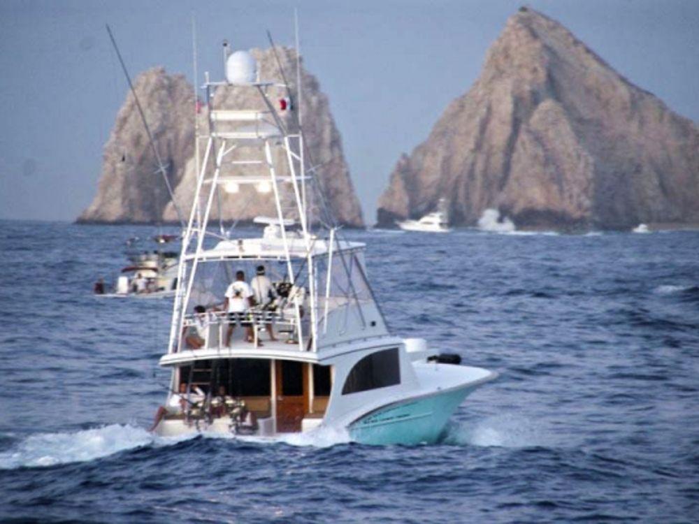 Выход рыбаков в Лос Кабос