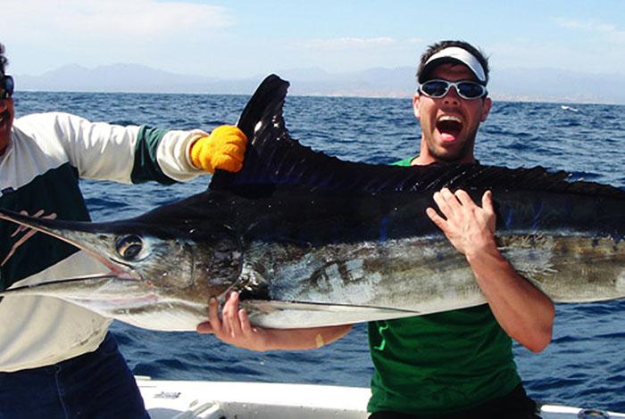 Удачный день для рыбной ловли в Мексике