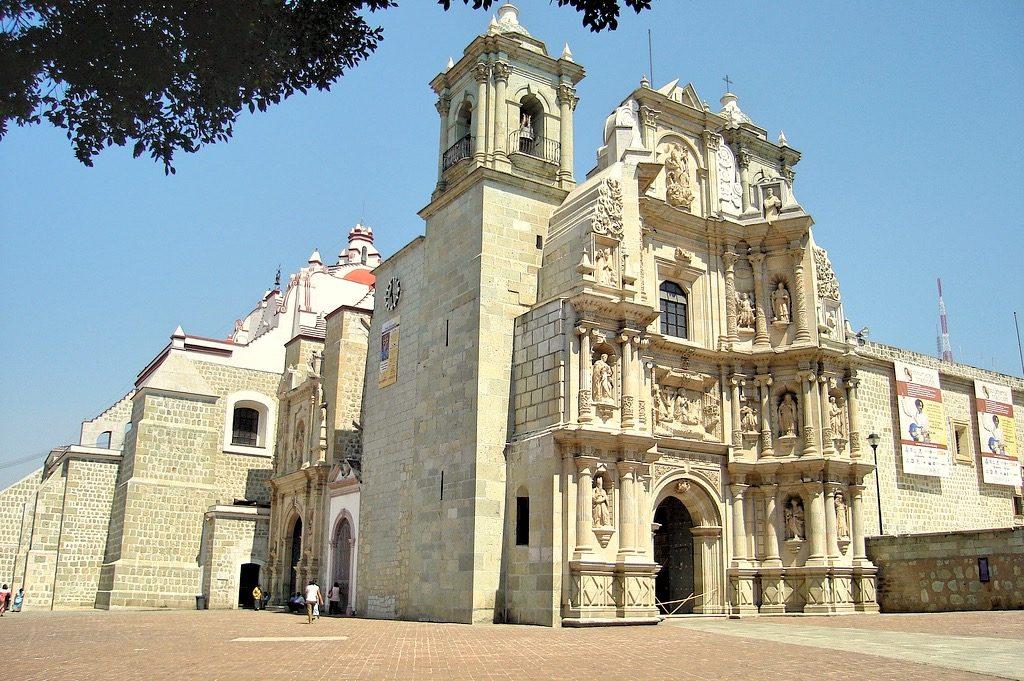 Базилика де Нуестра Сеньора ла Соледад, Оахака_Fotor