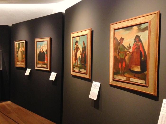 Картинная галерея в Музее Соумайя