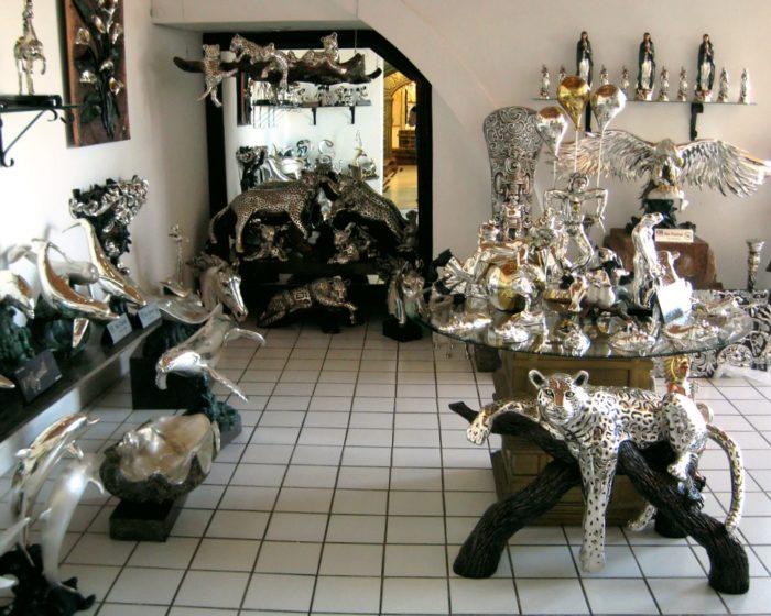 Магазин серебряных изделий и украшений