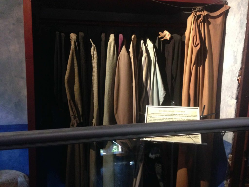 Личная одежда Льва Троцкого