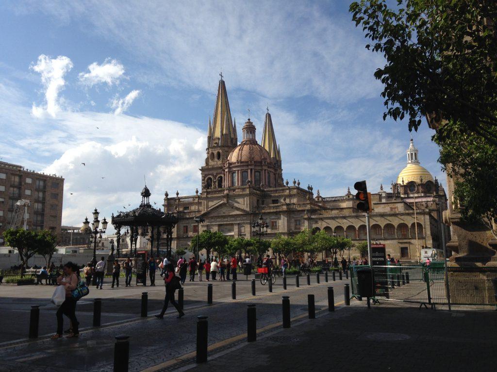 Кафедральный Собор города Гвадалахара