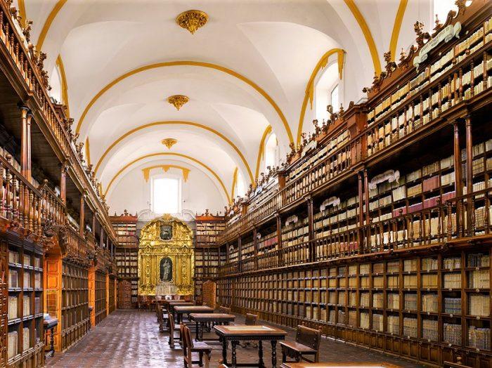 Библиотека Палафоксиана