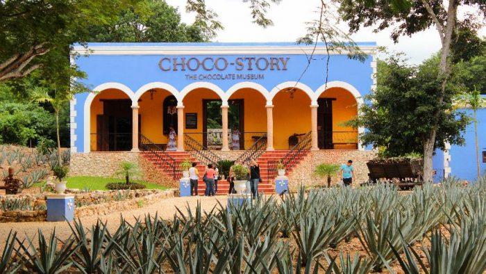 Музей настоящего какао