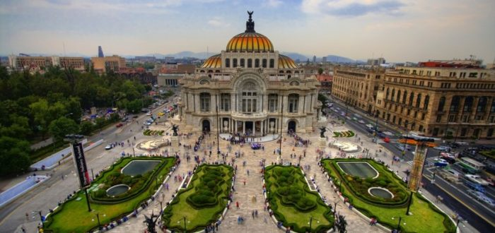 Мехико Сити