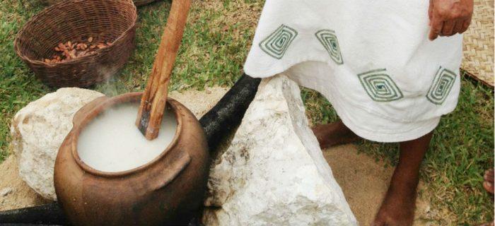 медовый напиток майя