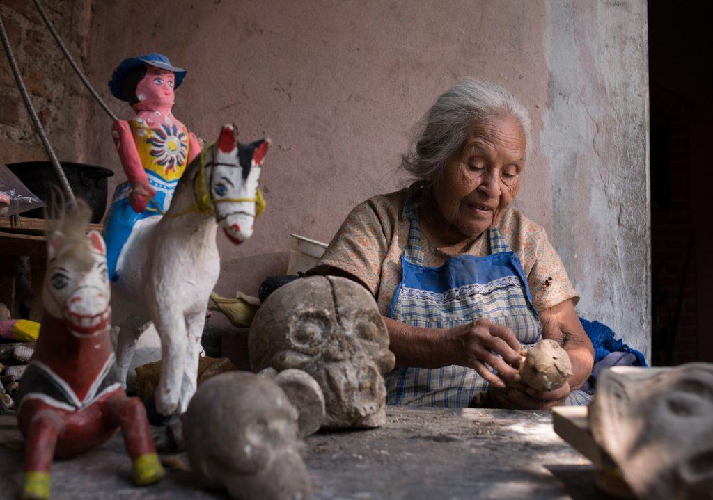 ремесло штата Морелос, Мексика