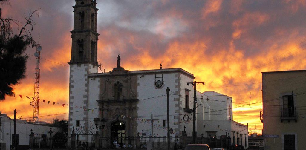 иезуитский храм Сантьяго-Апостол