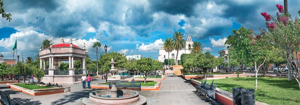 Агуаскальентес, Мексика