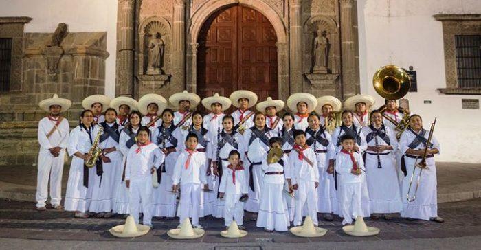 карнавал в тлайкапан, морелос, мексика