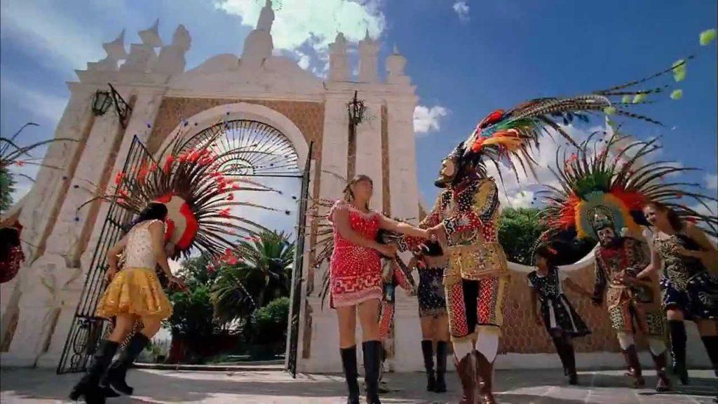 Тласкала, Мексика