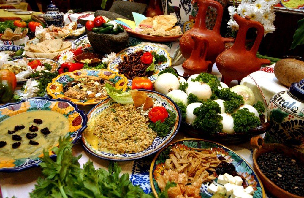 кухня штата Тласкала, Мексика