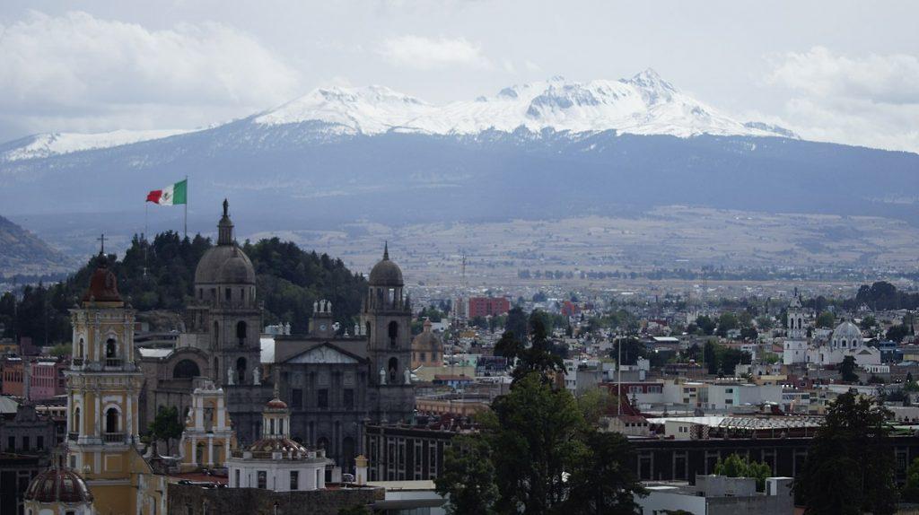Путешествие по Мексике: Толука-де-Лердо