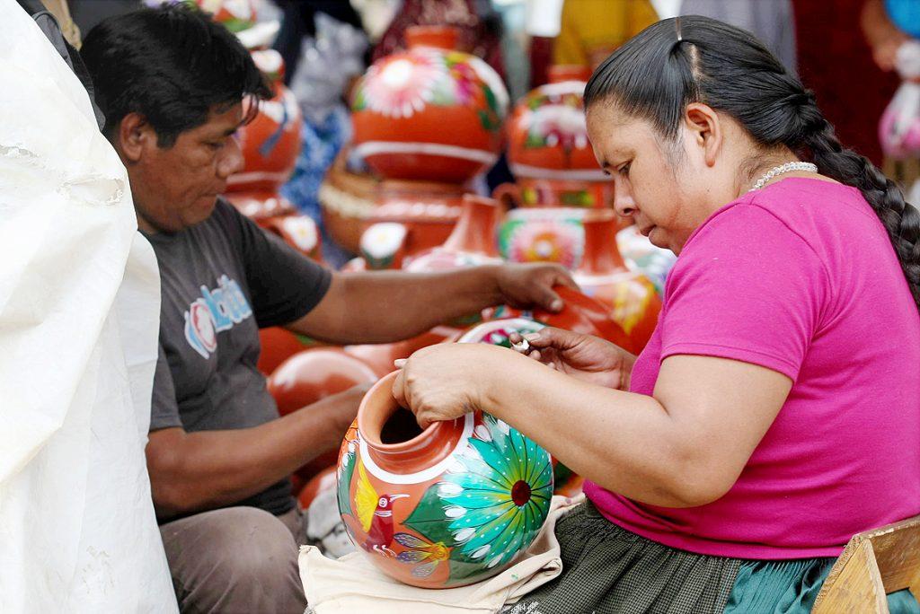 Путешествие по Мексике: народные ремесла штата Мехико
