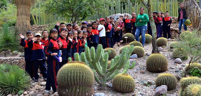 Путешествие по Мексике: Кадерейта-де-Монтес