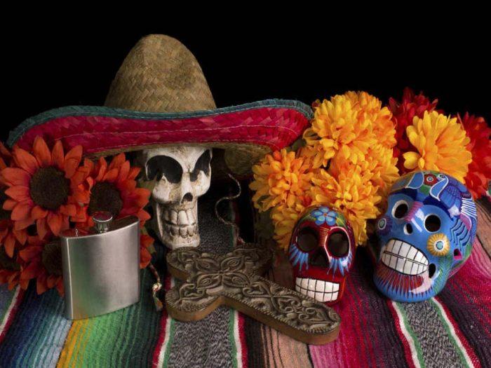 Дни Мертвых в штате Тамаулипас