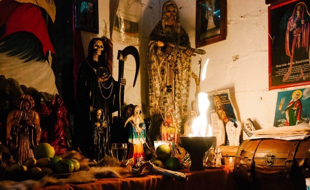 День Колдуна в Катемако