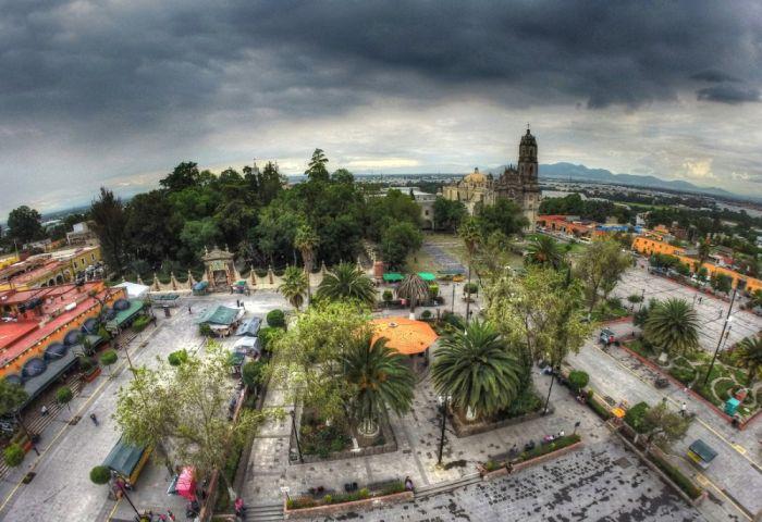 Путешествие по Мексике: Тепоцотлан – «волшебный» город