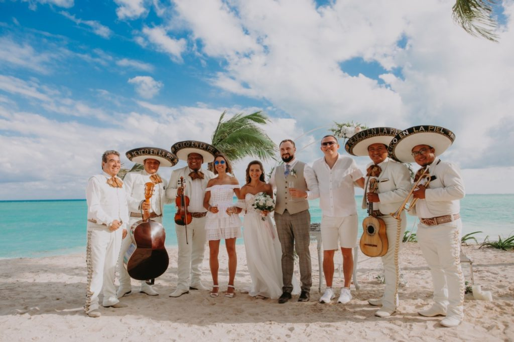 Ваша идеальная свадьба в Мексике